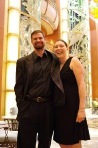 Matt and Emily Middel. Authors of the Middel's Medley